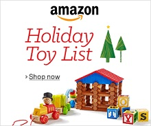 Holiday Toys List