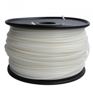 Reprapper 3D Printer Filament ABS 3.0mm White