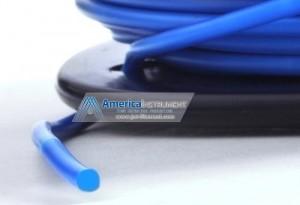 Jet - ABS (1.75mm, Blue color, 1.0kg =2.204 lbs) Filament on Spool for 3D Printer MakerBot, RepRap, MakerGear, Ultimaker and UP!