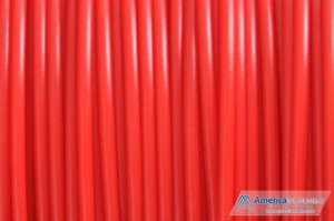 Jet - ABS (1.75mm, Red color, 1.0kg =2.204lbs) Filament on Spool for 3D Printer MakerBot, RepRap, MakerGear, Ultimaker and UP!
