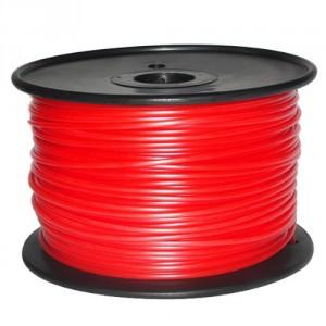 Reprapper 3D Printer Filament PLA 3.0mm Red