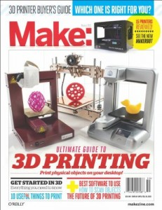 Make: Ultimate Guide to 3D Printing