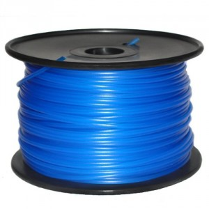 Reprapper 3D Printer Filament PLA 3.0mm Blue