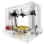 3d Stuffmaker - Evolution (Transparent) - Diy 3d Printer Kit