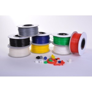 Zen Toolworks 3D Printer 1.75mm PLA Filament 1kg (2.2lbs) Spool