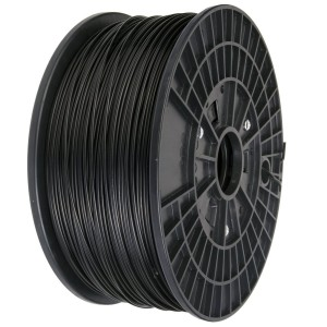 Xcsource 3D Printer Black 1.75mm Imported ABS Filament Spool for Reprap,MakerBot,Afinia, MakerGear, Solidoodle AC132B