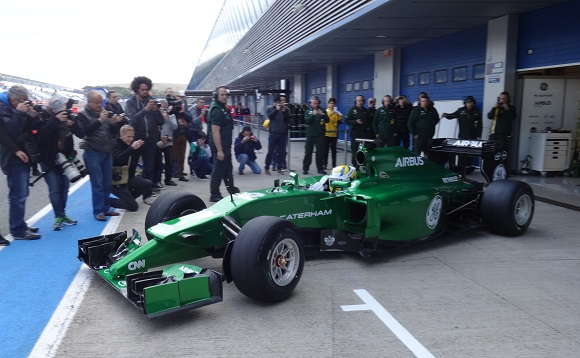 3D printing technologies in Formula 1 cars modeling
