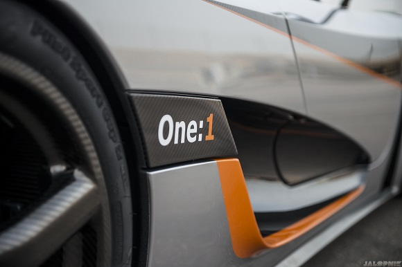 Automaker from Sweden uses 3D printing to make the world's fastest car