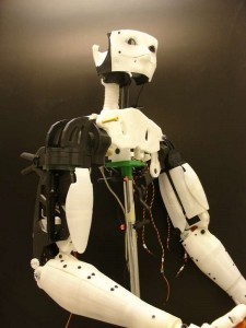33D printed robot MARC to be showcased at UK engineering event this week