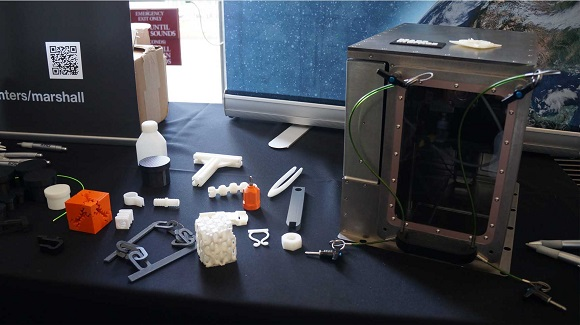 3D Printing in Space Will Be Reality This Summer