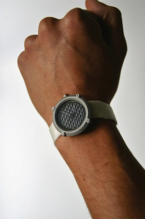 UK Designers utilize 3D Printers to Build Space Watches