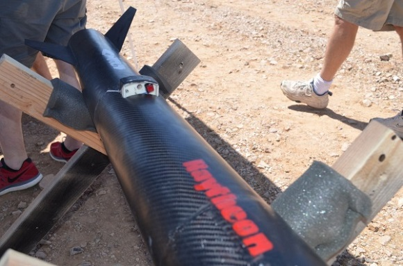 Students from University of Arizona successfully launched 3D printed rocket