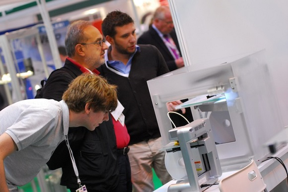 Over 40 3D Printing Manufacturers Gather at TCT Show + Personalize 2014