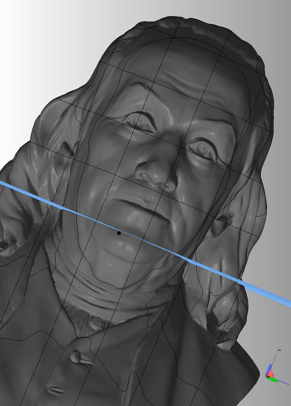 Join in to get a 198-piece 3D Ben Franklin puzzle
