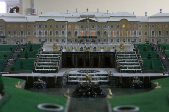 St Petersburg miniature 3d printing
