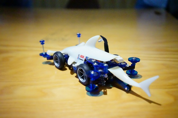3D Printing is Transforming one of Japan's most Popular Pastimes: 4WD Racing