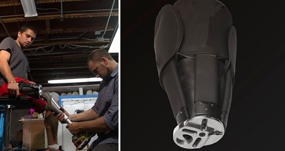 3D printing proves to be effective to produce prosthetic legs