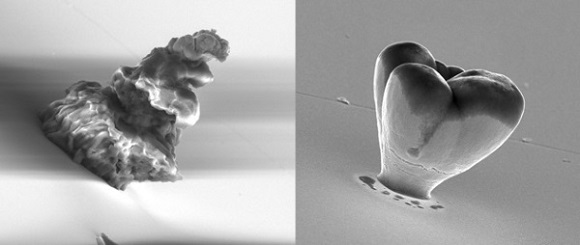 Nanoscale 3D structures in platinum to be created with HYPER 3D printing pen