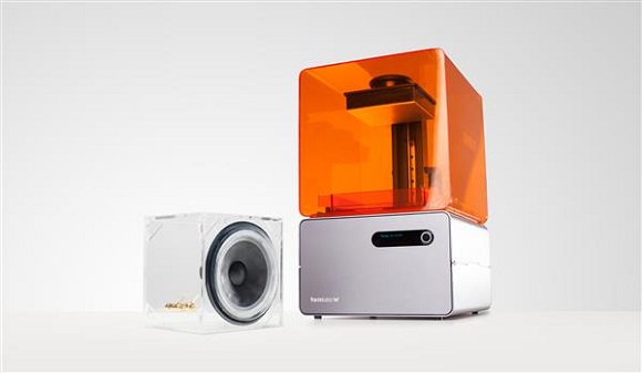 Formlabs announces performance improvement for Form1+ 3D printer