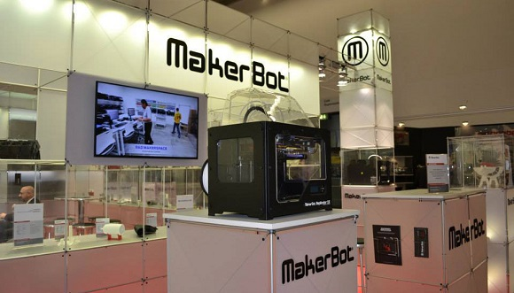 MakerBot to spread 3D printing across Europe