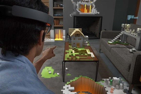 3D print Holograms at home with Microsoft's new HoloLens AR/VR computer