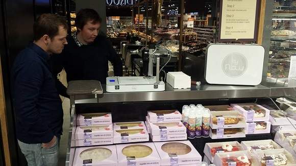 3D printing food pilot is about to appear in Dutch supermarket chain
