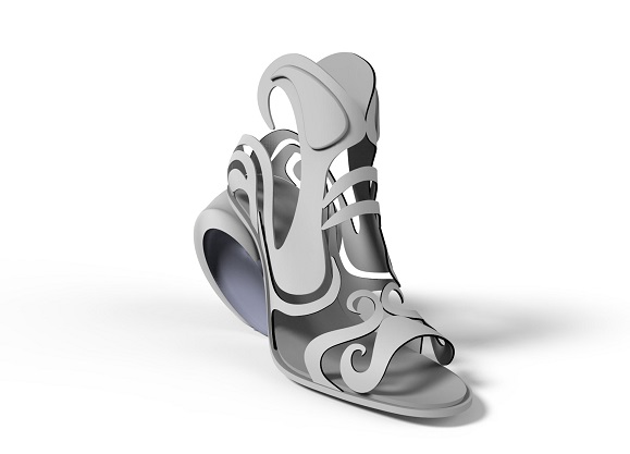 Delcam CRISPIN announced a winner of Global Footwear Design Competition