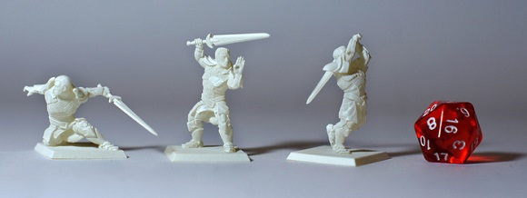 Create 3D Printed Tabletop Miniatures with Hero Forge
