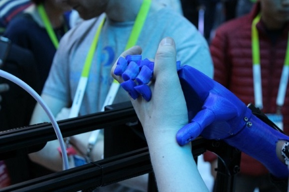 3D printed bionic hand by Open Bionics to be sold for less than $1,000