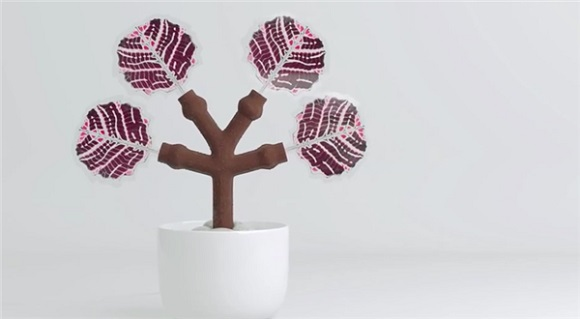 3D printed trees can save enough solar energy to power smartphones