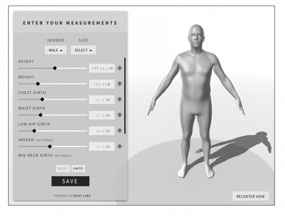 Body Labs Introduces Beta Version of BodyKit API to Create 3D Printed Human Models
