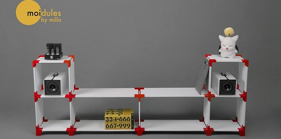 3D printable Shelving System for Everyone to Create Custom Shelves