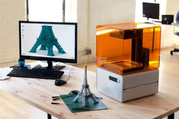 Types of 3D printers or 3D printing technologies overview