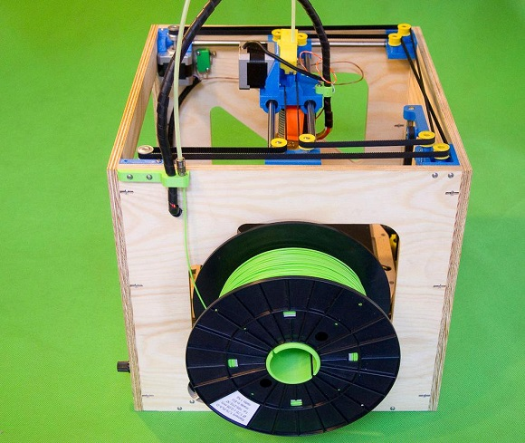 A Polish Designer Presents an Open Source X3D XS CoreXY 3D Printer