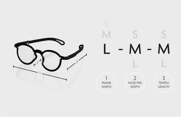 MONO, a new Indiegogo project of 3D printed glasses that can fit you face