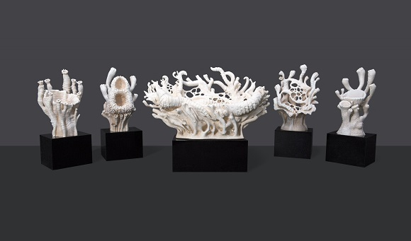 The first ever Sony aquatech store was a success thanks to the 3D printed coral by Paradigm 3D