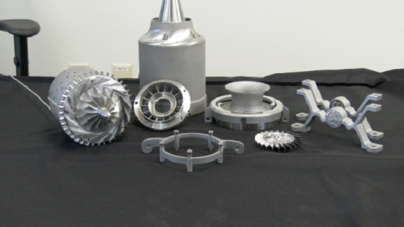 GE Engineers developed a 3D printed mini jet engine that speeds at 33,000 RPM