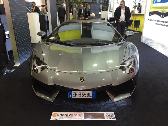Lamborghini 3D prints parts of prototypes using Stratasys printers