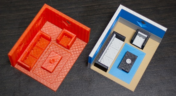Palette Filament Feeding System brings multiple colors to 3D printers