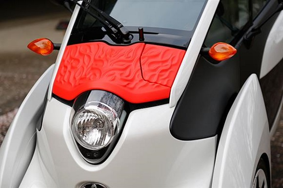 Toyota uses 3D printing in Open Road Project to produce custom electric vehicles