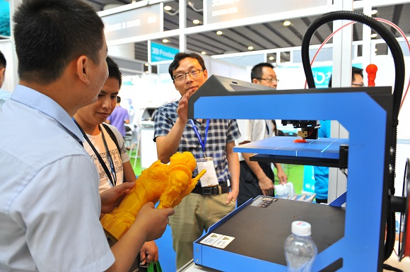New and returning exhibitors show strong anticipation and enthusiasm towards Asiamold's 3D Printing Asia Zone