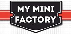 My Mini Factory 3D Model repository