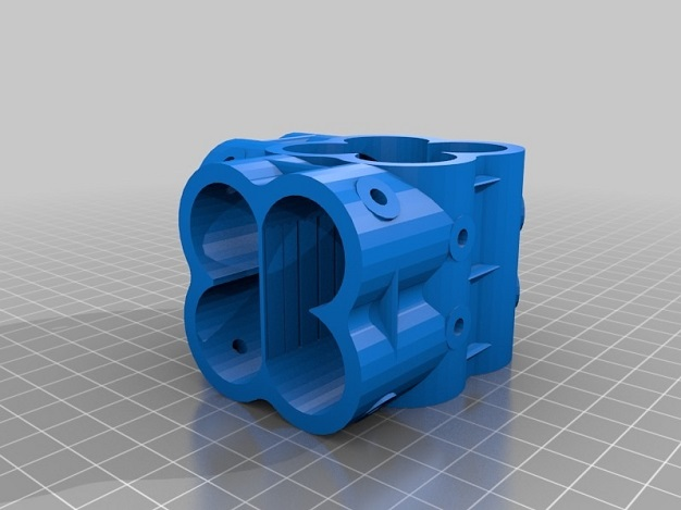 3D Printed PVC Connectors to Cater Multipurpose Needs
