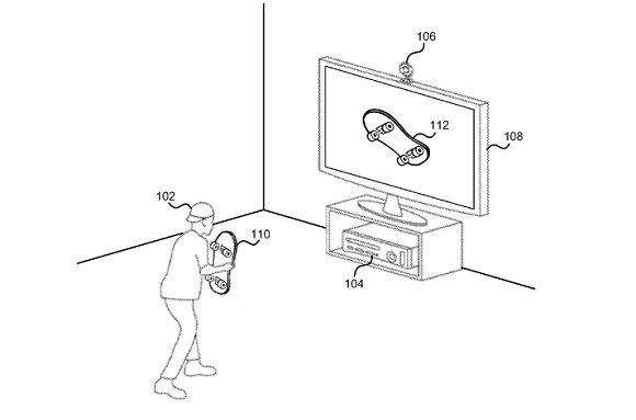 A technology for scanning objects and developing 3D printable models patented by Microsoft