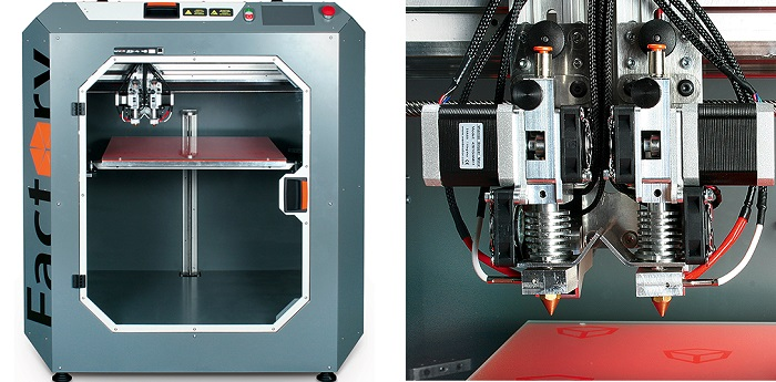 Polish manufacturer Omni3D Unveils Large 'Factory 2.0′ 3D Printer