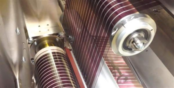 Extremely thin 3D printed solar cells supply rural areas with reasonably priced electricity
