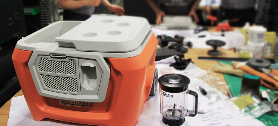 3D Printed Coolest Cooler – A Kickstarter Success Story