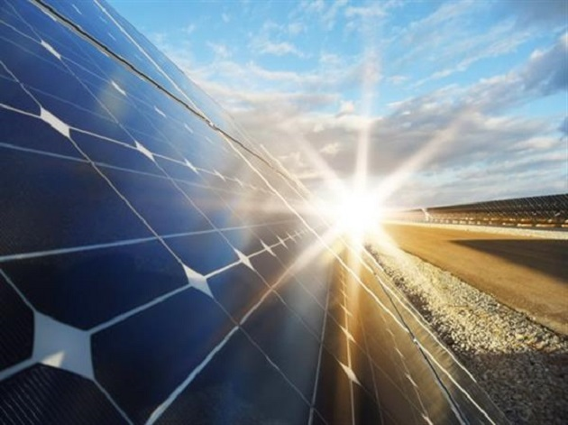 3D Printed Organic Solar Cells Capable of Powering Skyscrapers