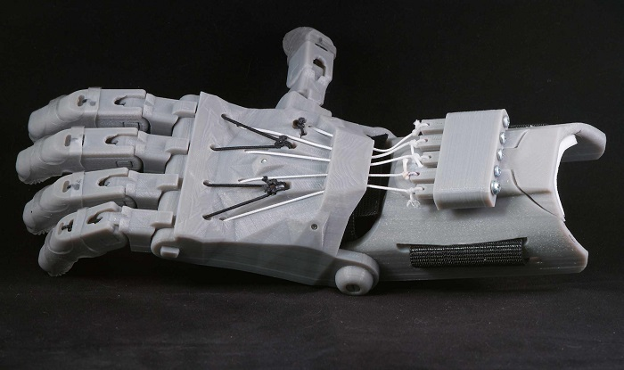 eNABLE's 3D Printed Prosthetic Hands Plans