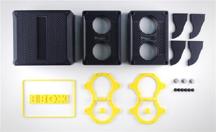 Customizable 3D Printed Speakers by a Zortrax Engineer